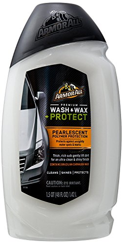 Armor All Premium Wash & Wax + Protect (48 fl. oz.) (Case of 4)