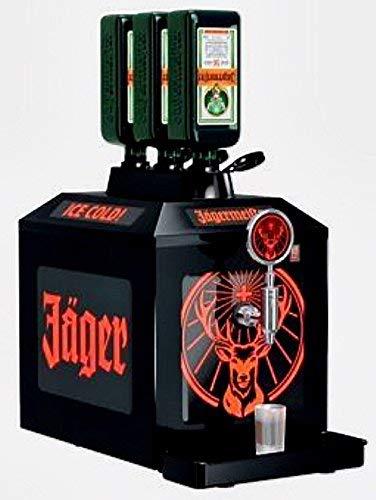 J/ägermeister TAP Machine Machine /à caf/é avec bouteilles et verres non inclus