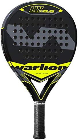 VARLION LW Ti 8.8 Limited Edition Pala de pádel, Adultos Unisex, Amarillo, 350-355 gr: Amazon.es: Deportes y aire libre