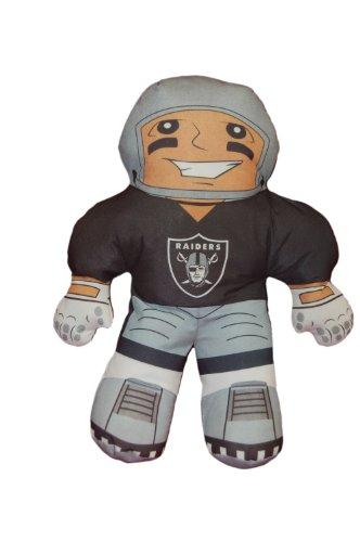 Oakland Raiders NFL Rush Zone Player Pillow