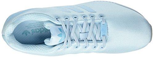 adidas Zx Flux, Zapatillas de Gimnasia para Hombre Azul (Blush Blue/Blush Blue/Blush Blue)