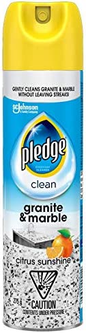 Pledge Granite Cleaner & polish 275