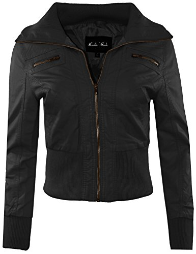 Leather Biker Jackets For Women - 6