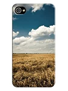 cellphone accessory-phone protective case cover + fashionable and unique New Style TPU skin for iphone 4/4s wangjiang maoyi