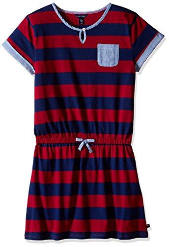 Tommy Hilfiger Big Girls' Rugby Dress, Red Berry, - Online Tommy Sale Hilfiger
