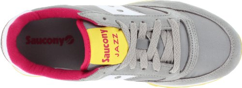Jazz Damen Grey Original Originals White Saucony Pink Saucony Women Sneakers 0XTwEqPZq