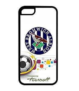Popular 5C Phone Cases, West Bromwich Albion F.C. Case Cover IPhone 5c Case Premier League