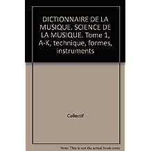 Science de la musique t1-n.e.