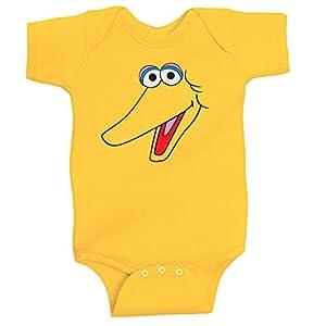 Big Bird Infant Onesie Romper