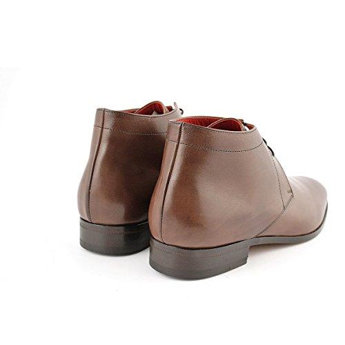 Exclusif Paris Men's Boots Brown aK74H