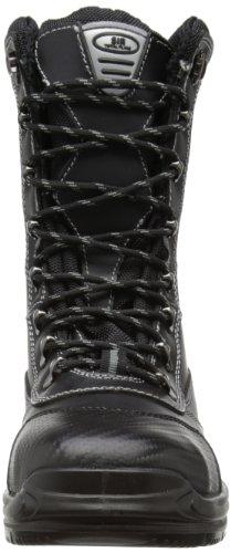 SIR Safety Amazzonia Boot - Botas de cuero unisex negro - negro