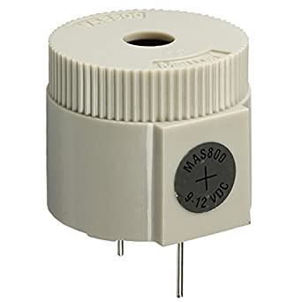 Mallory Sonalert mas803q, Audio indicador zumbador ...