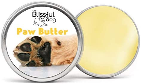 The Blissful Dog Paw Butter Softens Your Dog s Rough, Dry Paws