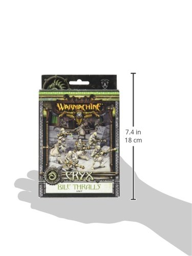Privateer Press - Warmachine - Cryx: Bile Thralls Model Kit 4