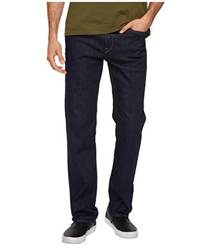 Volcom Men's Solver Stretch Denim Jean, Ocean, 31X32
