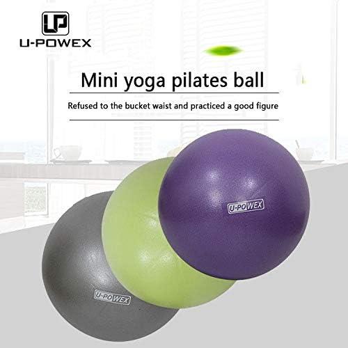 U-POWEX Antideslizante Bola de Equilibrio para Gimnasio Pilates ...