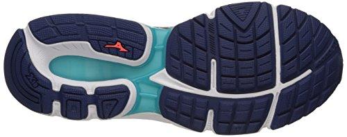 Da Fuoco Splendore Delle Wave Blu Donne 13 Progetto Ispirare Mizuno Scarpa Di Corsa Corallo 6RIHq