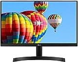LG Electronics 27MK60TM-B 27in 27 Inch Full HD IPS LED Monitor w/Radeon FreeSync 1 x D-Sub & & Dual HDMI Ports (Renewed)