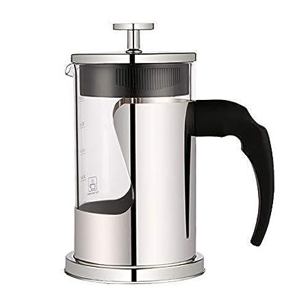 MX Cafetera de Vidrio con Mango de 3 Tazas / 600 ml: Amazon.es: Hogar