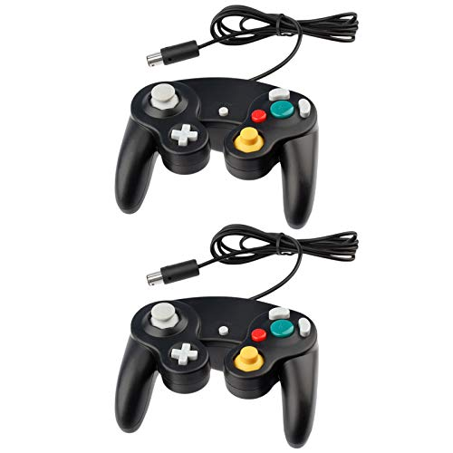 2 for Gamecube Controller (Black)