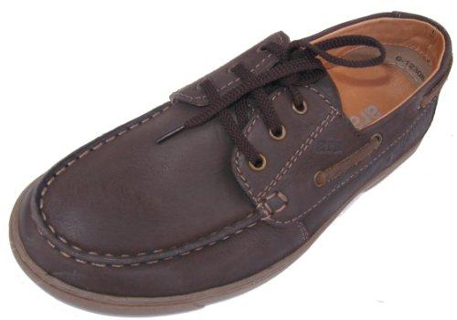 Ara, 12308, Juri, Herren, Schuhe zum Schnüren, Leder, braun Braun