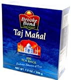 Brooke Bond Taj Mahal Tea (100 tea bags), 7 oz