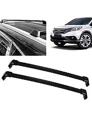 2 PC Aluminum Cross Bars Roof Luggage Bars Roof Racks Fit Honda CRV 2012-2018