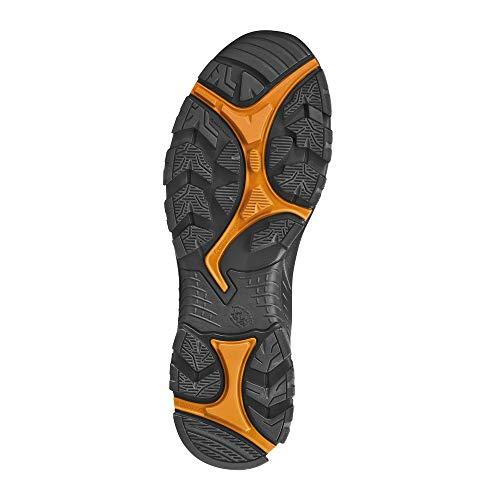 Haix Gore Bottine tex S3 Orange Noir rfr5xPwCq