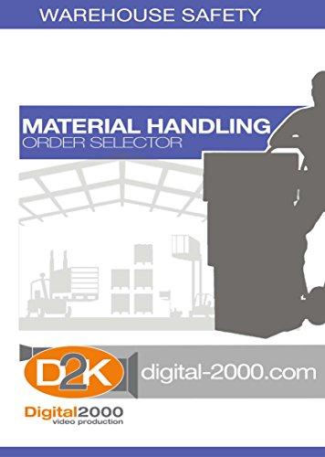 - Material Handling Order Selector Safety Training DVD