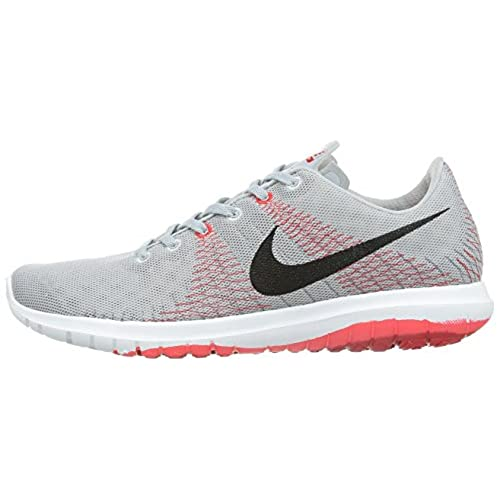 a5737820322b5 Nike Men s Flex Fury Wlf Grey Blk Brght Crmsn Unvrst Running Shoe 9 ...