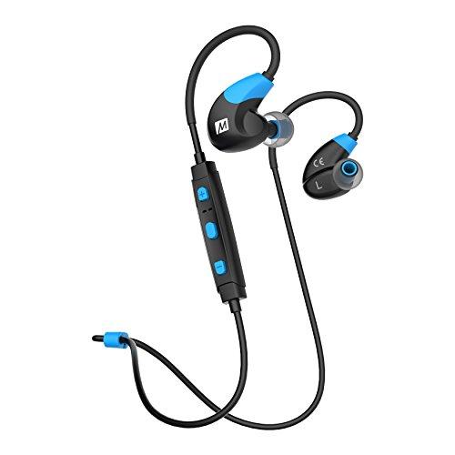 MEE audio X7 Stereo Bluetooth Wireless Sports in-Ear Headphones Blue (EP-X7-BLBK-MEE)