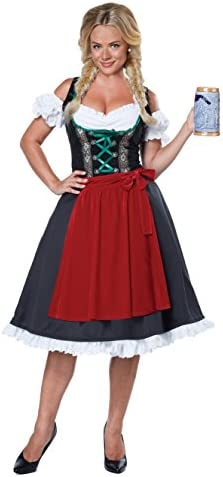 California Costumes Oktoberfest Fraulein Costume product image