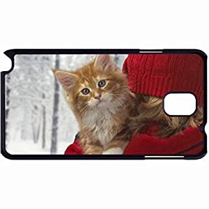 New Style Customized Back Cover Case For Samsung Galaxy Note 3 Hardshell Case, Back Cover Design Cat Personalized Unique Case For Samsung Note 3