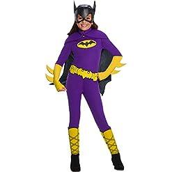 Rubie's Costume Batgirl Dc Superhero Girls Deluxe Child Costume