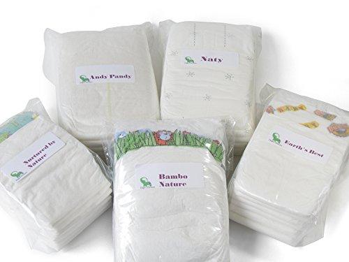 Diaper Decision Diaper Sampler--Disposable Diaper Variety ...