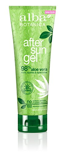 GEL ALOE VERA AFTER SUN 8 8OZ ()