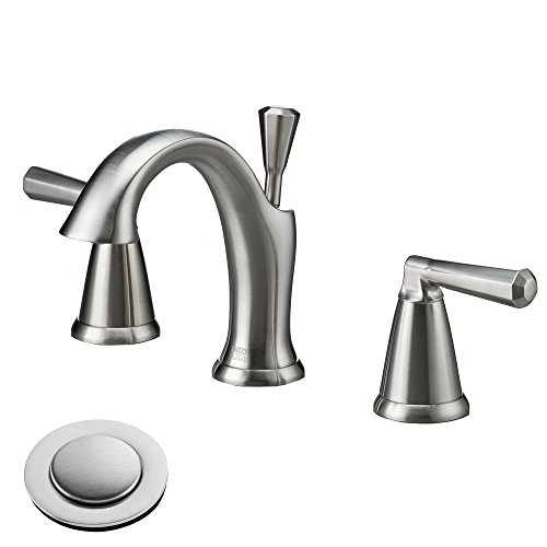 8 in brushed nickel faucet - 5