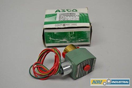 NEW ASCO RED HAT II 8262G14 290PSI 120V-AC SOLENOID VALVE 1/8IN NPT D239764