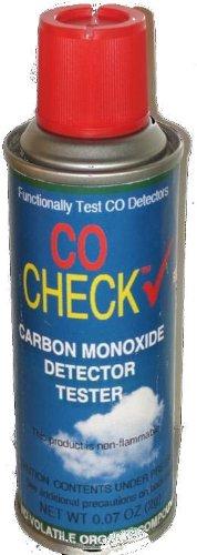 Carbon Monoxide Test Kit - Home Safeguard CARBON MONOXIDE TEST AEROSOL - HO-CO2 (1)