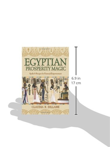 Review Egyptian Prosperity Magic: Spells