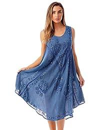Riviera Sun Dress/Vestidos para Mujer