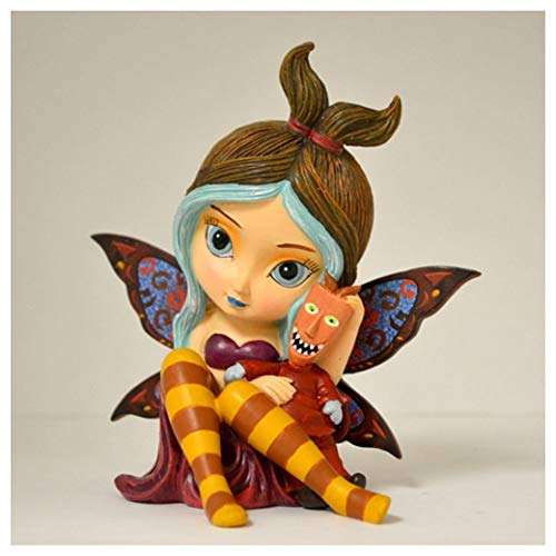 Bradford Tim Burton Nightmare Before Christmas Figurine by Jasmine Becket Griffith: Lock by The Hamilton Collection ...