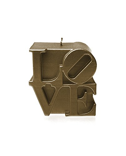 Love Sign Candle-Brass Candellana Candles Candellana