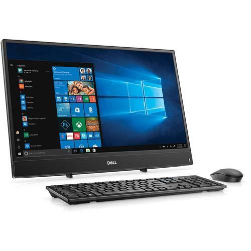 "Dell i3477-5852BLK-PUS Inspiron AIO 3477 - Narrow Border Touch Display - 7th Gen Intel Core i5 Processor - 8GB Memory - 1TB HDD - Intel HD Graphics 620, 23.8"", Black"