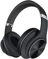 DOQAUS Bluetooth-Hörlurar Över Örat, [52 Timmars Speltid] Trådlösa Hörlurar, 3 EQ-Lägen, Fällbara Hi-Fi-stereohörlurar,...