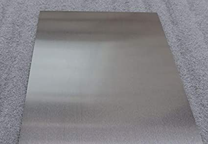 Metal Off Cuts Prime Quality 1.0mm Aluminium Sheet 45mm x 148mm