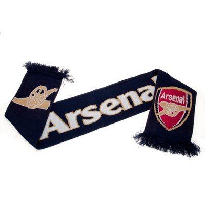Arsenal FC EPL Scarf NV (Arsenal Fan compare prices)