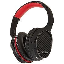 Bluetooth Kopfhörer, Ausdom Wireless Over Ear Headset Noise Cancelling mit Mic