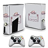 MightySkins Skin for Xbox 360 S Console - Sushi