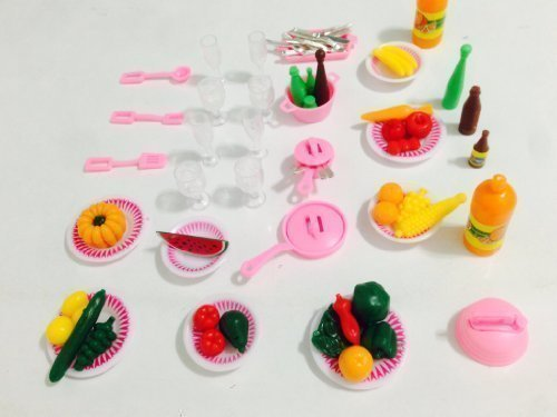 Barbie Dishes - 5